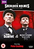 Sherlock Holmes - A Study in Scarlet & The Boscombe Valley Mystery [DVD] [2007]