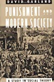 Punishment and Modern Society: A Study in Social Theory (Studies in Crime and Justice)