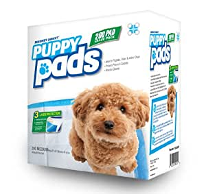 The Mednet Direct XX-Large Puppy Pads can absorb up to a cup of liquid, thanks to its unique Super Absorbent Polymer feature. If you're looking for an XXL-Large-sized pad that's ultra-absorbent for your fur buddy, then check out the Mednet Direct XXL-Large Ultra Puppy Pads.