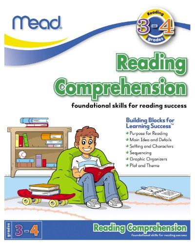 Mead Reading Comprehension, Grades 3-4 (48092) front-455231