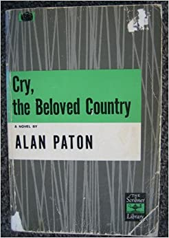 an analysis of the book cry the beloved country by alan paton Cry the beloved country: biography: alan paton, free study guides and book notes including comprehensive chapter analysis, complete summary analysis, author biography.