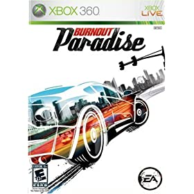 Burnout Paradise: Xbox 360: Video Games