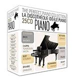 パーフェクト・ピアノ・コレクション?アルゲリッチ、ホロヴィッツ、グールド、リヒテル、キーシン、他(25CD)