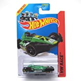Arrow Dynamic '14 Hot Wheels 162/250 (Green) Vehicle