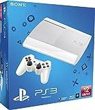 Console PS3 Ultra Slim 12 Go Blanche [Importación Francesa]