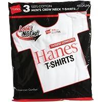 (ヘインズ)Hanes 3P レッドパック クルーネックTシャツ H2135TN-010 010 ホワイト L