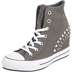 Converse CT Platform Women's High Tops Sneakers 10 B(M) US CHARCOAL