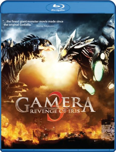 Gamera 3: The Revenge Of Iris