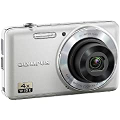 Olympus VG-150 12 Megapixel 4x Wide Optical Zoom 2.7
