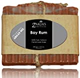 Argan Oil Soap - Bay Rum