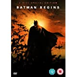"Batman Begins (Special Edition) [UK Import]von ""Christian Bale"""