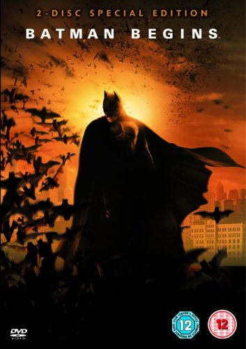 Batman Begins (Special Edition) [UK Import]