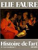 echange, troc Elie Faure - Histoire de l'art