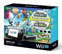 Nintendo Wii U 32GB Mario & Luigi Deluxe Set from Nintendo