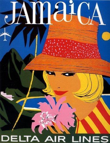 delta-air-lines-jamaica-poster-de-tamano-grande-de-viaje-vintage