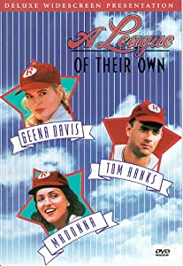 Cover of &quot;A League of Their Own&quot;