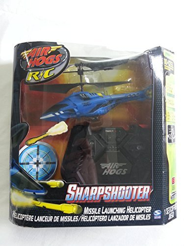 Air Hogs - Sharp Shooter - Blue