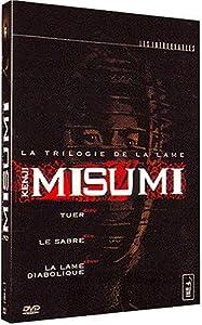 Coffret Kenji Misumi 3 DVD : Tuer / Le Sabre / La Lame diabolique