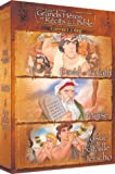 echange, troc Les Grands héros et récits de la Bible, vol.2 : David et Goliath - Coffret 3 DVD