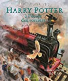 Harry Potter à l'école des sorciers - illustre - [ Illustrated ] (French Edition)