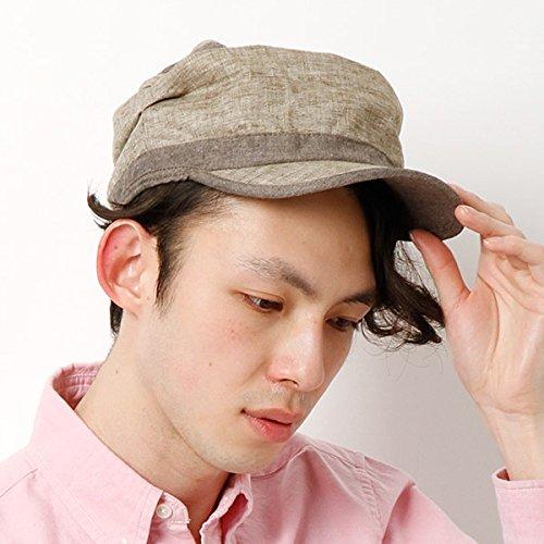 グレース(Grace) 帽子(ウォッシャブルアサキャップ)【BR/**】