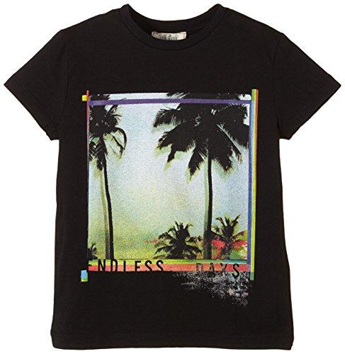 LTB Jeans Jungen T-Shirt EPOTOS T/S, Gr. 176 (Herstellergröße: 15-16 Jahre), Mehrfarbig (ANTHARICTE 201)