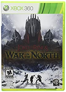 Lord Of The Rings: War In The North - Xbox 360 Standard Edition