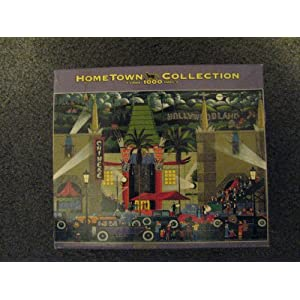 HomeTown Collection, Grumman's Chinese Theatre 1000 Piece Puzzle