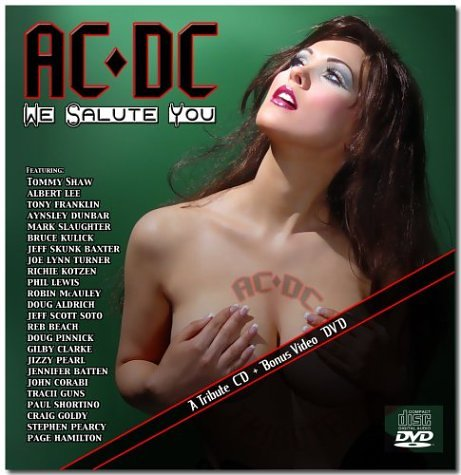 Various Artists - AC/DC We salute you - Zortam Music