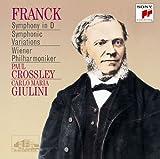フランク:交響曲ニ短調、交響的変奏曲