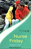 img - for Nurse Friday (Mills & Boon Medical) book / textbook / text book
