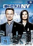CSI: NY - Season 8 [6 DVDs]