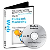 Software Video Learn ClickBank Marketing Training DVD Christmas Holiday Sale 60% Off training video tutorials DVD Over 2 Hours of Video Training