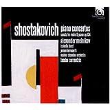 SHOSTAKOVICH. Piano Concertos Nos.1 & 2. Melnikov/Faust