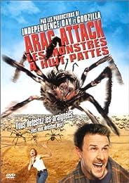 Arac Attack, Les Monstres À Huit Pattes