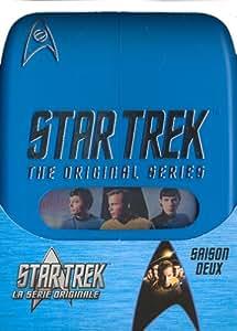 Star Trek : The Original Series : L'Intégrale Saison 2 - Coffret 7 DVD [Import belge]