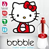 ハローキティ BOBBLE ボブル560ml 日本限定モデル 浄水フィルター付きボトル
