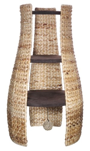 Catit Design Banana Leaf 3-Shelf Hangout Furniture