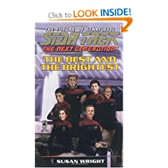 The Best and the Brightest (Star Trek: The Next Generation) by Susan Wright