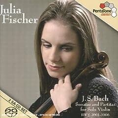 bach - Bach : sonates et partitas pour violon 5119K6Y6FWL._SL500_AA240_