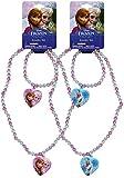 Disney Frozen Necklace & Bracelet Set