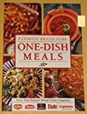 Favorite brand name one-dish meals (0785309993) by Publications International