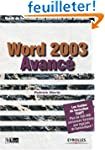 World 2003 Avanc� : Guide de formatio...