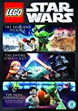 Star Wars Lego Triple Pack (Padawan Menace/The Empire Strikes out/The Yoda Chronicles) [DVD]