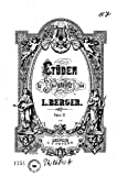 img - for 12 Etudes, Op.12 - Score book / textbook / text book
