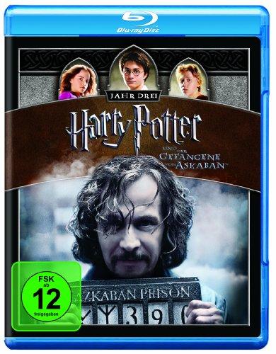 Harry Potter und der Gefangene von Askaban (+ Digital Copy) [Blu-ray]