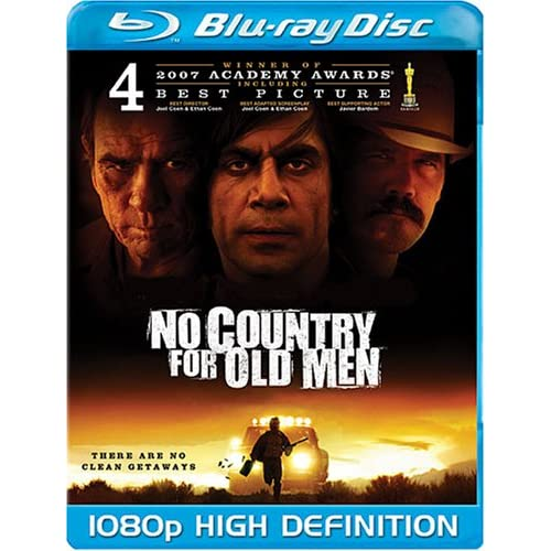 Groucho Reviews No Country For Old Men