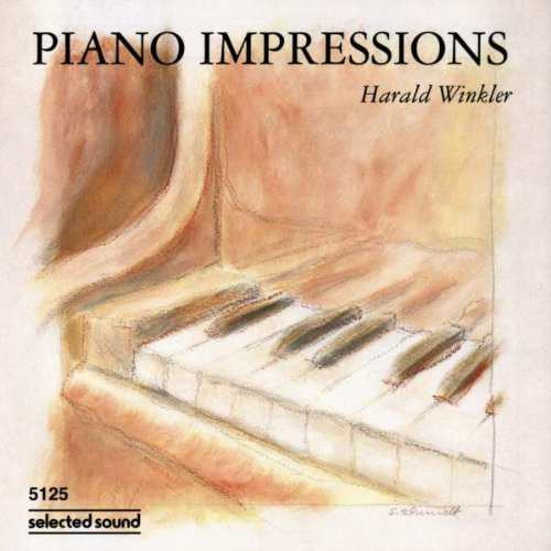 Piano Impressions by Harald Winkler