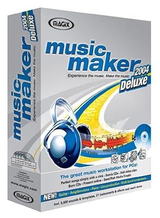 Music Maker DeLuxe 2004