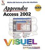 echange, troc MaranGraphics - Apprendre Access 2002